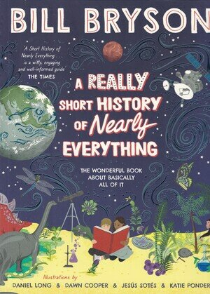 A really short history of everything