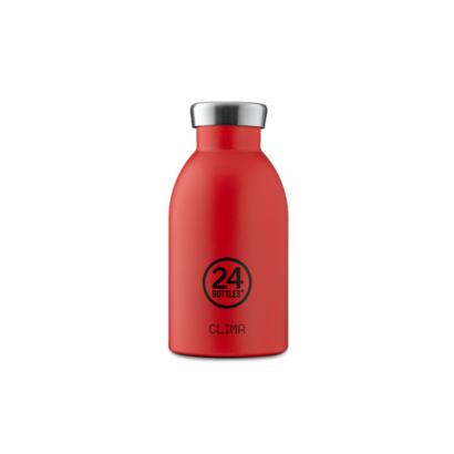 Termos boca 24bottle hot red 330 ml