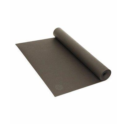 Manduka grp hot joga prostirka steel grey 1
