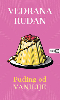 Puding od vanilije naslovnica