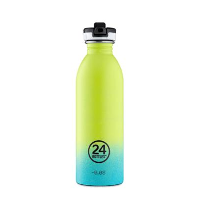 Boca za vodu 24bottle titan 500 ml sportski čep
