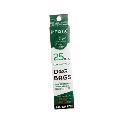 Kompostabilne higijenske vrećice za pse