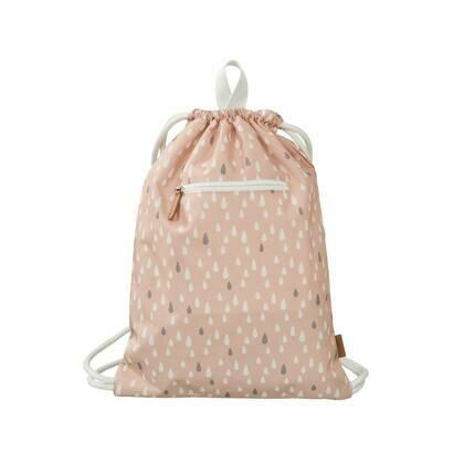 Sportska torba kapljica kiše roza