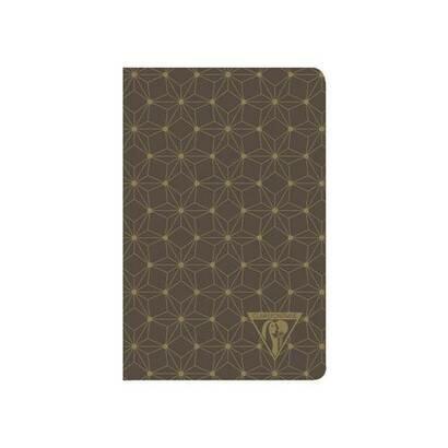 Clairfontaine bilježnica neo deco 9 x 14 cm 48 stranica uzorak 1