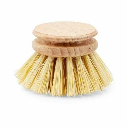Zamjenska glava za drvenu četku za pranje posuđa