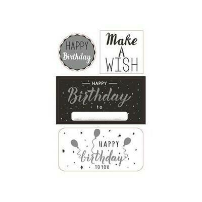 Naljepnice happy birthday 1
