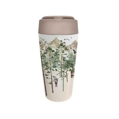 Šalica bioloco šuma 420 ml