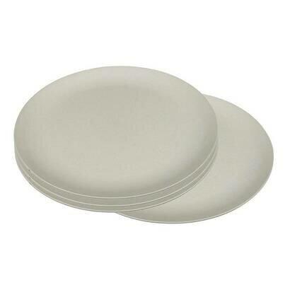 Tanjuri flavour kokos bijela set od 4