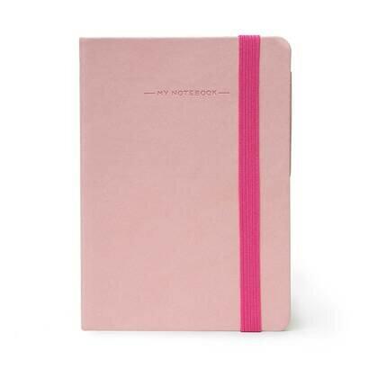 Legami bilježnica prazna roza