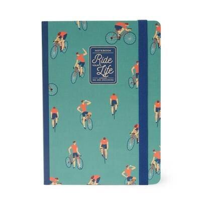 Legami bilježnica s crtama srednja bike