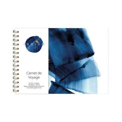 Clairefontaine dnevnik putovanja a5 indigo