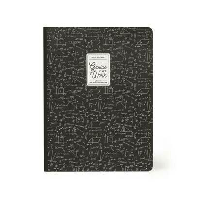 Legami bilježnica s crtama math