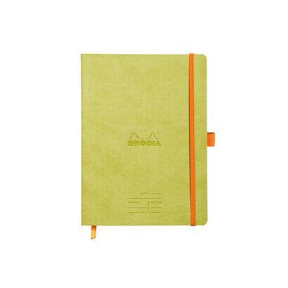 Rhodia dnevnik za sastanke a5 zeleni