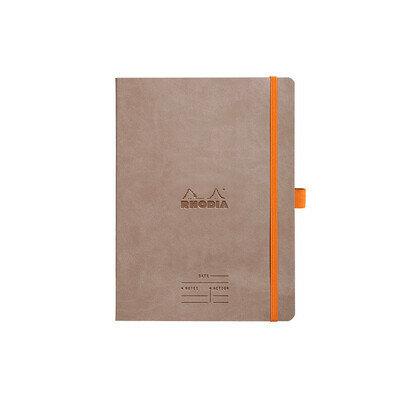 Rhodia dnevnik za sastanke a5 taupe