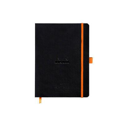 Rhodia dnevnik za sastanke a5 crni