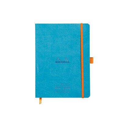 Rhodia dnevnik za sastanke a5 tirkizni