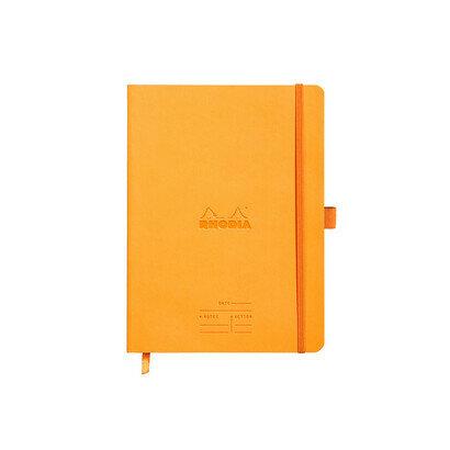 Rhodia dnevnik za sastanke a5 narančasti