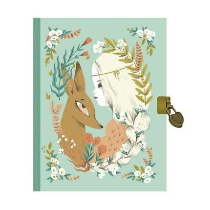 Dnevnik s ključićem lucy