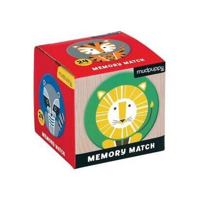 Mini memori geometrijske životinje