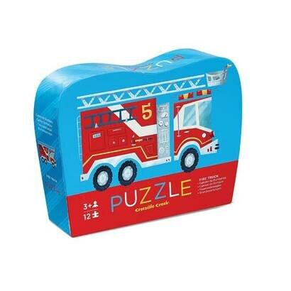 Puzzle vatrogasno vozilo