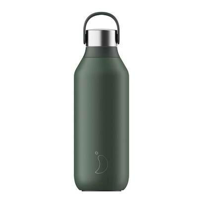 Chilly's boca serija 2 pine green 500 ml