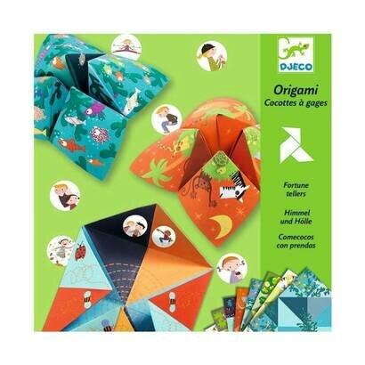 Origami gatalice životinje