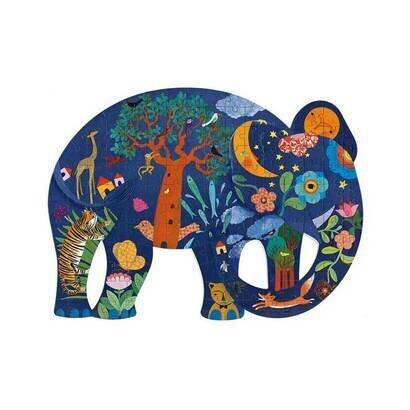 Puzzle slon 150 kom