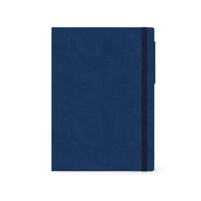 Legami tjedni planer 2022 plavi 12 × 18 cm