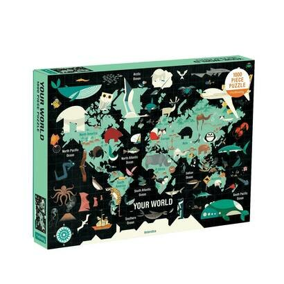 Puzzle your world