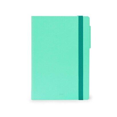 Legami dnevni planer 2022 aqua 12 × 18 cm