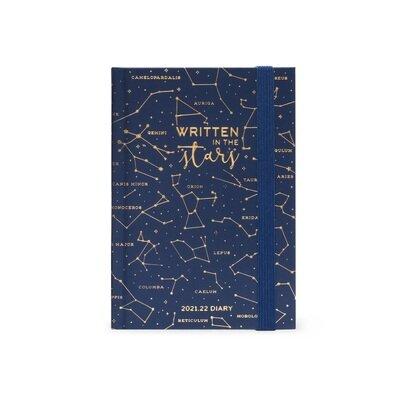 Legami dnevni planer 2022 written in the stars 16mjeseci 9 5 ×13 5 cm